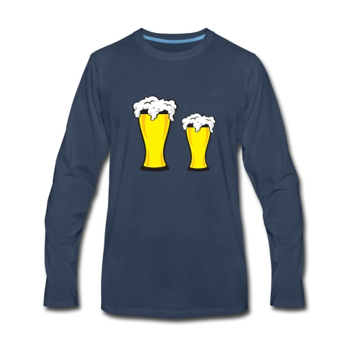 BEER ME - Men's Premium Long Sleeve T-Shirt