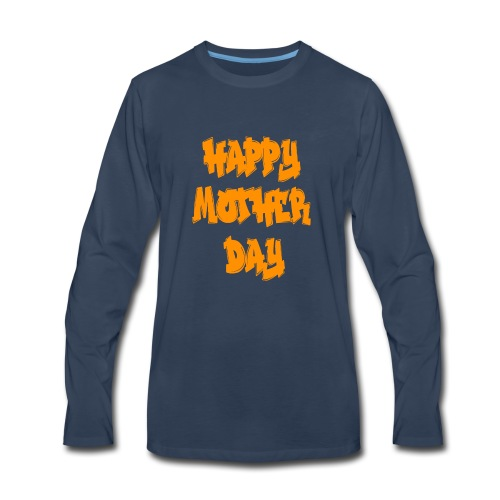 MOTHER - Men's Premium Long Sleeve T-Shirt