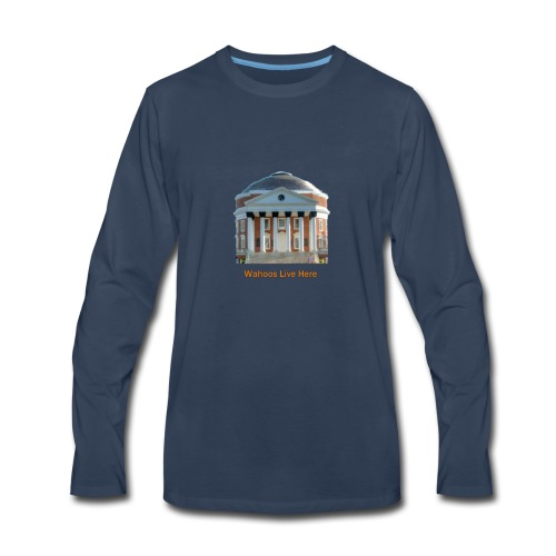 Wahoos' Playground - Men's Premium Long Sleeve T-Shirt