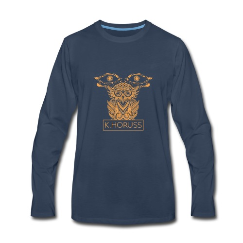 K.horuss Emblem - Men's Premium Long Sleeve T-Shirt