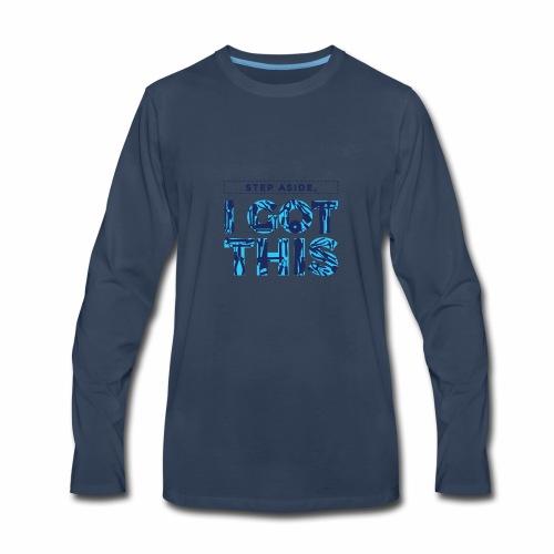 I got this - Men's Premium Long Sleeve T-Shirt