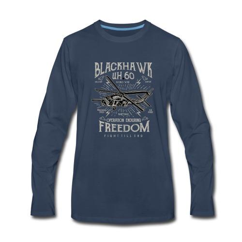 Blackhawk Operation - Men's Premium Long Sleeve T-Shirt