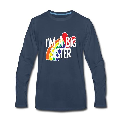 Sister - Men's Premium Long Sleeve T-Shirt