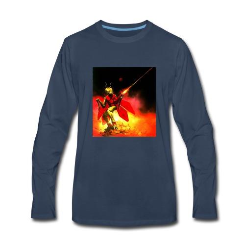 A Micronauts Repto - Men's Premium Long Sleeve T-Shirt