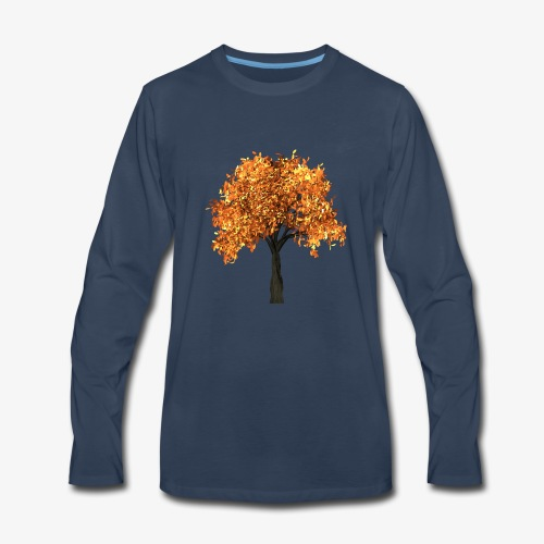 Treeorange - Men's Premium Long Sleeve T-Shirt