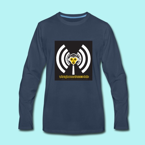 Vinyl Monkees LAB - Men's Premium Long Sleeve T-Shirt