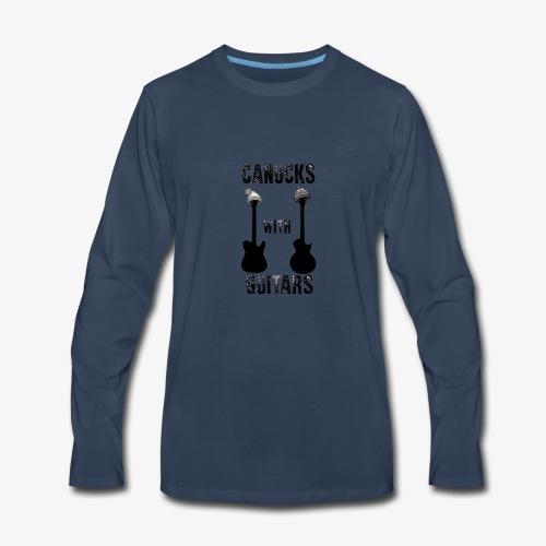 CWGCLRBLK - Men's Premium Long Sleeve T-Shirt
