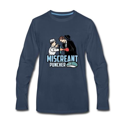 Miscreant puncher - Men's Premium Long Sleeve T-Shirt
