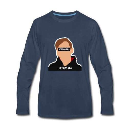 GFX for merch - Men's Premium Long Sleeve T-Shirt