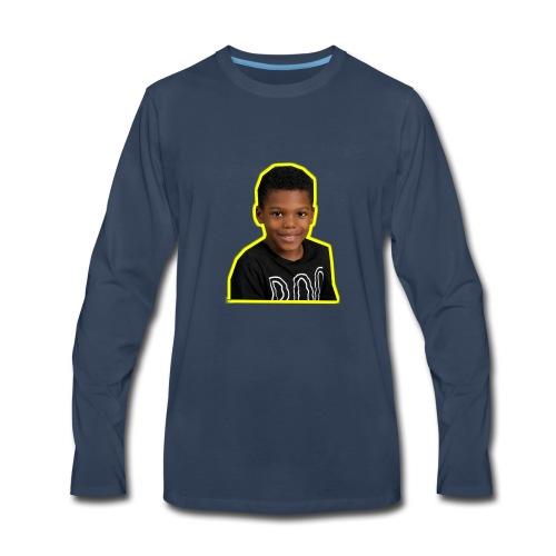 Prodogy Kid Gaming Merch - Men's Premium Long Sleeve T-Shirt