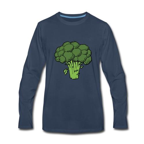 broccoli - Men's Premium Long Sleeve T-Shirt