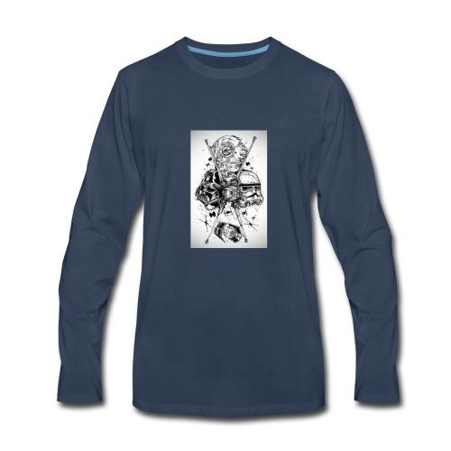 StarWars Design - Men's Premium Long Sleeve T-Shirt
