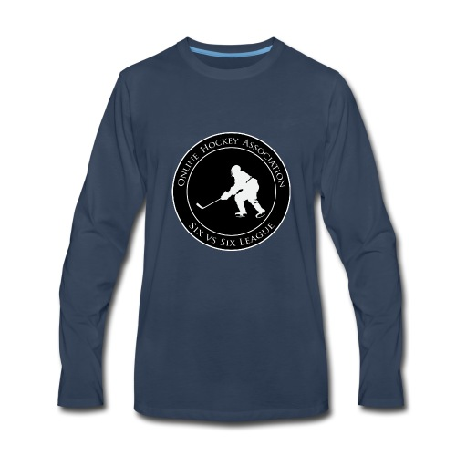 OHA Official - Men's Premium Long Sleeve T-Shirt