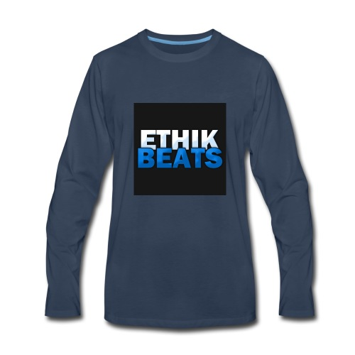 Ethik Beats - Men's Premium Long Sleeve T-Shirt