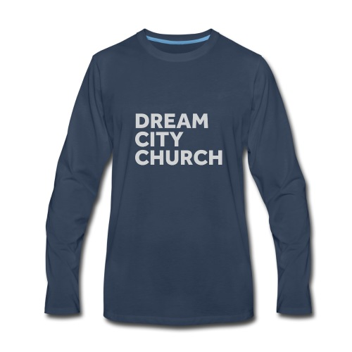 Dream City Church - Men's Premium Long Sleeve T-Shirt