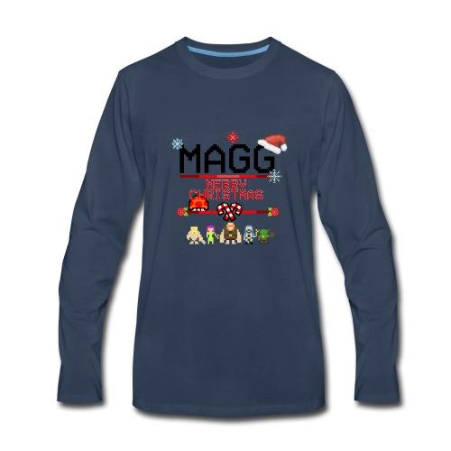 dise--o_kmisa - Men's Premium Long Sleeve T-Shirt