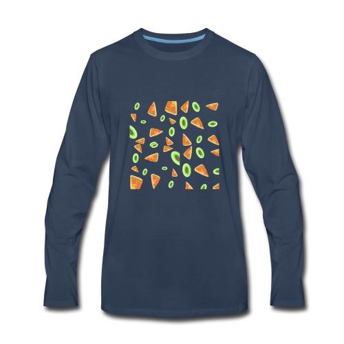 The PizzaCados - Men's Premium Long Sleeve T-Shirt