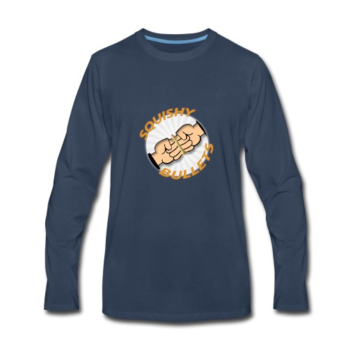 Circular Squad Logo - Men's Premium Long Sleeve T-Shirt