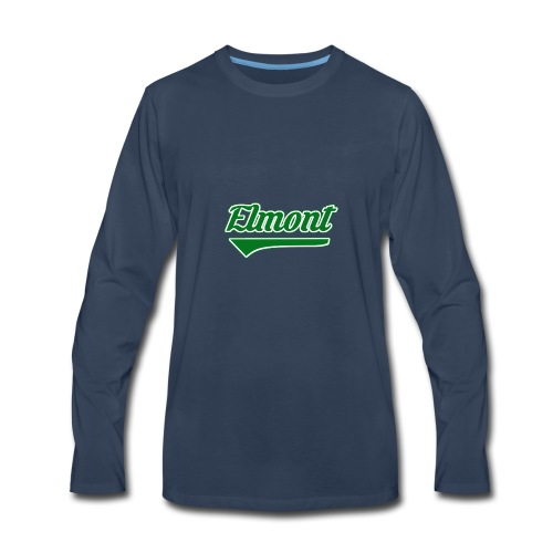 We Are Elmont - 'Community Pride' - Men's Premium Long Sleeve T-Shirt