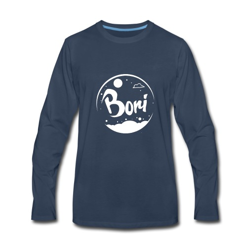 BORISWAG - Men's Premium Long Sleeve T-Shirt
