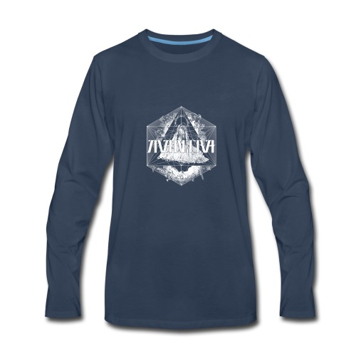 Laniakea Trame by Chromonautes - Men's Premium Long Sleeve T-Shirt