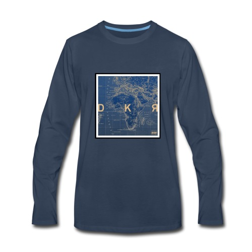 DKR_mod - Men's Premium Long Sleeve T-Shirt
