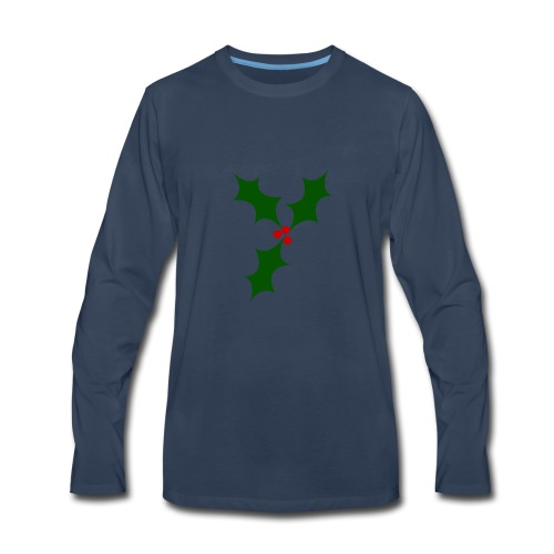 Holly - Men's Premium Long Sleeve T-Shirt