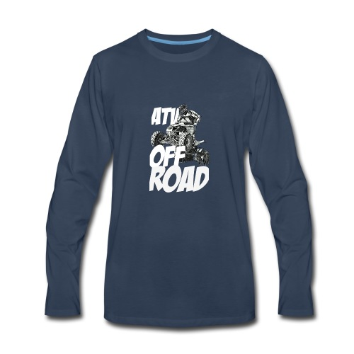 ATV OFF ROAD - Men's Premium Long Sleeve T-Shirt