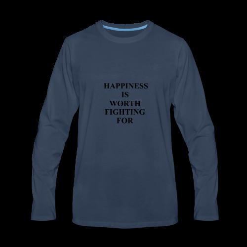 ROMANIANSTORE - Men's Premium Long Sleeve T-Shirt