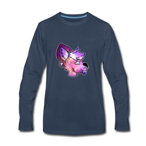 Space Doge - Men's Premium Long Sleeve T-Shirt