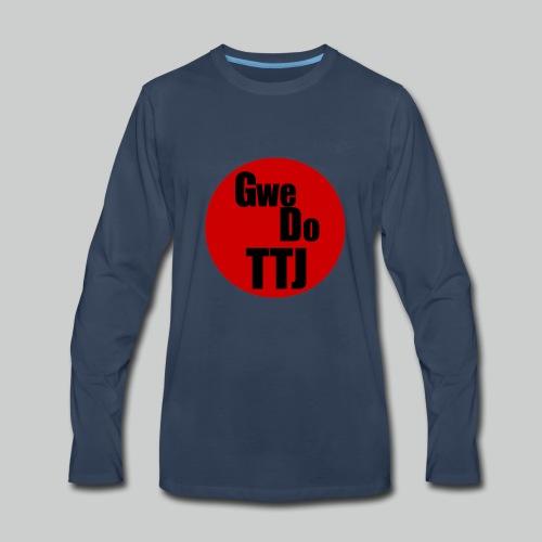 GwedoTheme - Men's Premium Long Sleeve T-Shirt