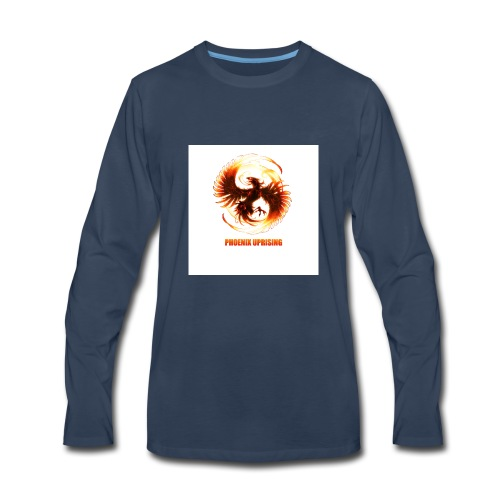 uprising merch - Men's Premium Long Sleeve T-Shirt