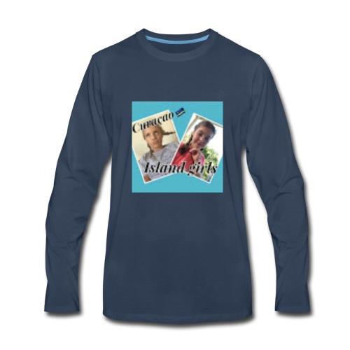 Logo T-shirt - Men's Premium Long Sleeve T-Shirt