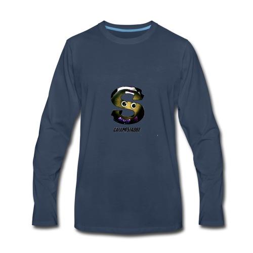 CallMeStabbzHD Logo - Men's Premium Long Sleeve T-Shirt