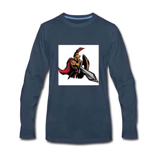 Gladiator - Men's Premium Long Sleeve T-Shirt