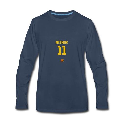 Neymar - Men's Premium Long Sleeve T-Shirt