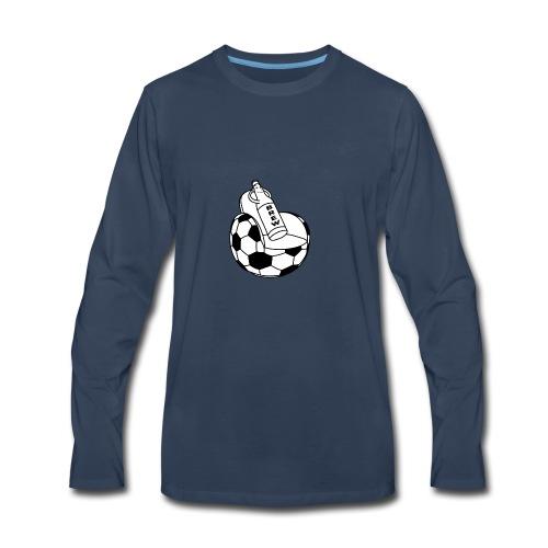 Beerlaxing - Men's Premium Long Sleeve T-Shirt
