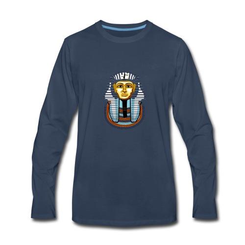 tutankhamun - Men's Premium Long Sleeve T-Shirt
