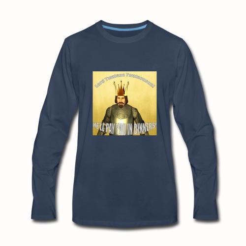 Lord Twatsonson Merch! - Men's Premium Long Sleeve T-Shirt