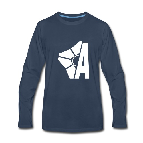 KBTA Logo - Men's Premium Long Sleeve T-Shirt
