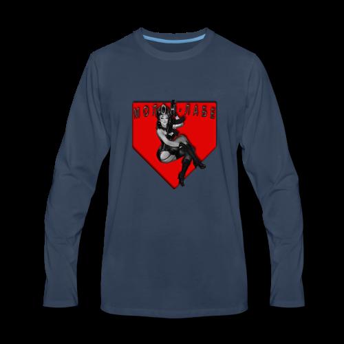 CYRILLIC MOLON LABE - Men's Premium Long Sleeve T-Shirt