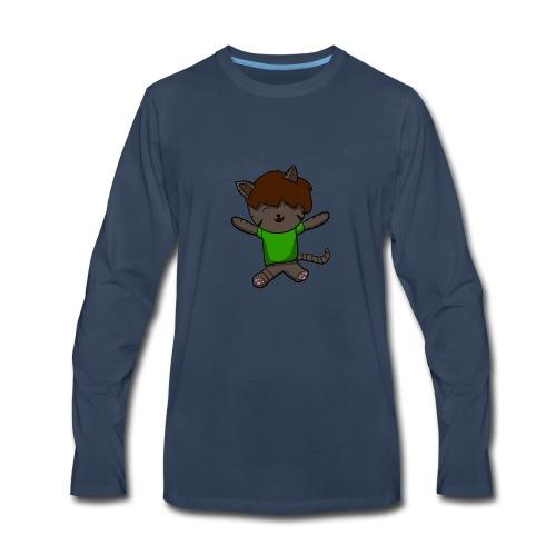 kitty ambuscade - Men's Premium Long Sleeve T-Shirt