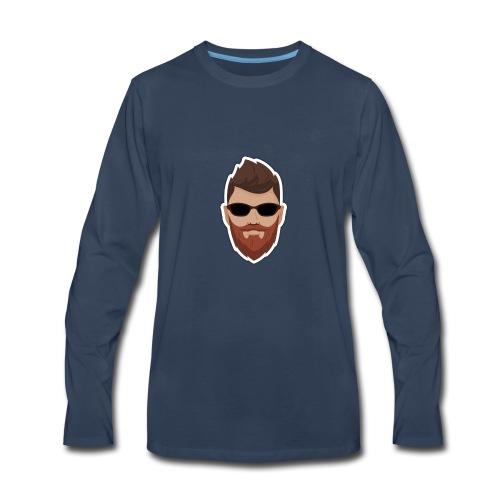 Tonzter Brand - Men's Premium Long Sleeve T-Shirt