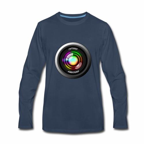 Captured Ambitions - Men's Premium Long Sleeve T-Shirt