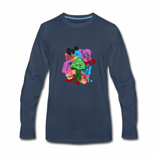 Shroom Trip - Men's Premium Long Sleeve T-Shirt