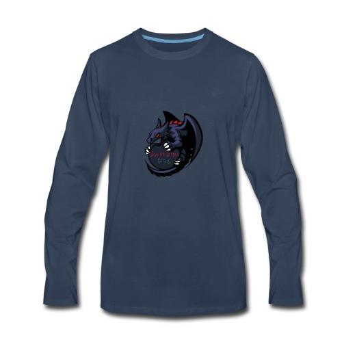 skyward dragon gaming - Men's Premium Long Sleeve T-Shirt
