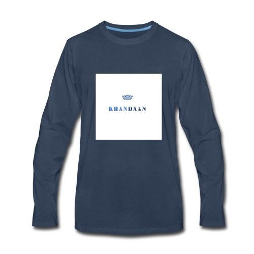 Khandaan - Men's Premium Long Sleeve T-Shirt