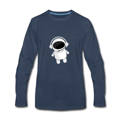 Nanostate Music - Men's Premium Long Sleeve T-Shirt