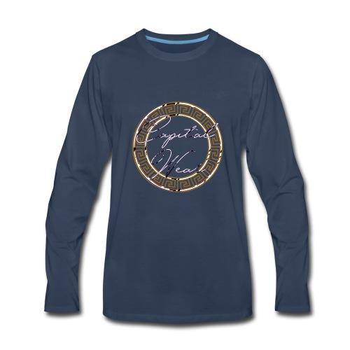 CWsace - Men's Premium Long Sleeve T-Shirt