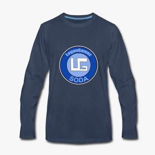 LoganGames - Men's Premium Long Sleeve T-Shirt